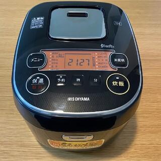 アイリスオーヤマ(アイリスオーヤマ)のアイリスオーヤマ IE50型 IHジャー炊飯器(炊飯器)