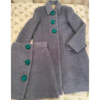 miumiu - miumiu コートスカートセット 38サイズ
