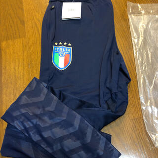 PUMA - 支給品 選手用イタリア代表トレーニングパンツ サイズS