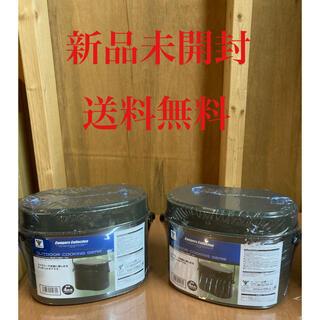 新品 キャンパーズコレクション ハンゴウ兵式 ブラック PR-01×2個