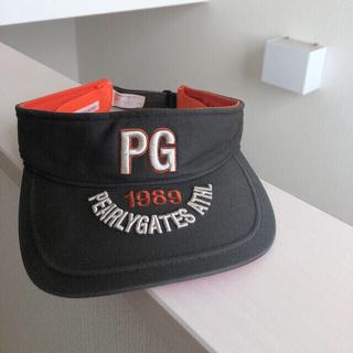 PEARLY GATES - パーリーゲイツ PEARLY GATES キャップ 帽子 Mサイズ