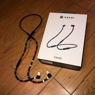 サカイ(sacai)のbeats × sacai beats X(ヘッドフォン/イヤフォン)