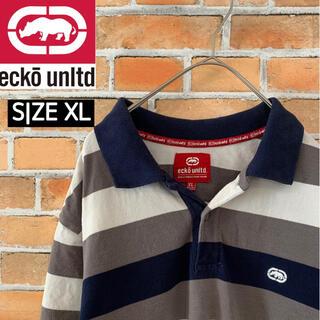 エコーアンリミテッド(ECKO UNLTD)の【ecko unltd.】 エコーアンリミテッド ポロシャツ ビッグシルエット(ポロシャツ)