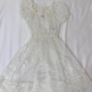 ケイティー(Katie)のkatie PIROUETTE ドレス(ミニワンピース)