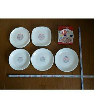 ヤマザキセイパン(山崎製パン)のヤマザキ春のパン祭り皿 [未使用]15枚セット(食器)