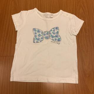 ウィルメリー(WILL MERY)のウィルメリー Tシャツ 90(Tシャツ/カットソー)