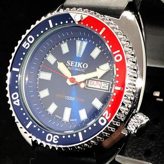 セイコー(SEIKO)の【美品】SEIKO/ダイバーズ/Vintage/カスタム/激レア/メンズ腕時計(腕時計(アナログ))