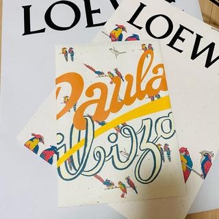 ロエベ(LOEWE)の新品 ロエベ ノベルティ セリーヌ   プラダ エルメス(その他)