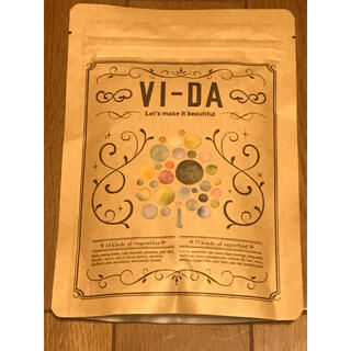 【VI-DA】vi-da ヴィーダ 栄養特化型スムージー(ダイエット食品)