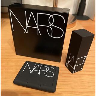 NARS - NARS クッションファンデケース ミニブラッシュ&リップ