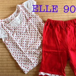 エル(ELLE)のTシャツ パンツ 90 ELLE(Tシャツ/カットソー)