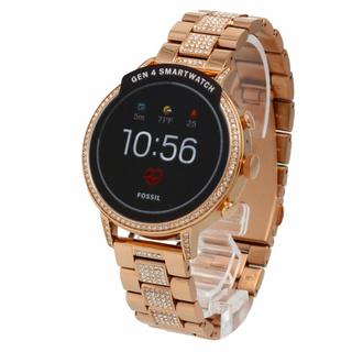 フォッシル(FOSSIL)のフォッシル スマートウォッチ ジェネレーション4 FTW6011 レディース (腕時計)
