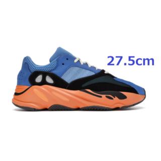 アディダス(adidas)のadidas Yeezy Boost 700 BrightBlue 27.5cm(スニーカー)