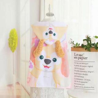 Disney - 日本未発売 クッキーアン  フード付きタオル プールタオル  バスタオル