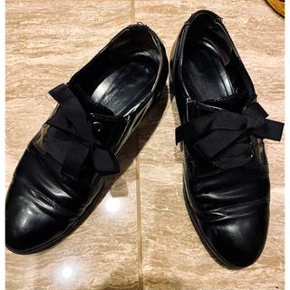 アンテプリマ(ANTEPRIMA)のアンテプリマ リボンシューズ(ローファー/革靴)