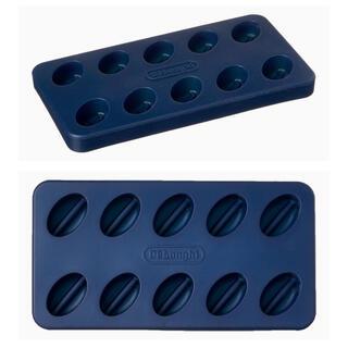 デロンギ(DeLonghi)の新品未使用 デロンギ アイストレー 2個(調理道具/製菓道具)