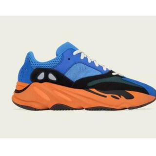 アディダス(adidas)のadidas yeezy boost 700 bright blue 25cm(スニーカー)