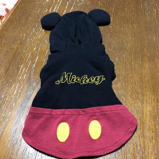 ディズニー(Disney)のペット用品 ディズニー  ミニーちゃん 犬服 ワンコ 小型犬 カワイイ(ペット服/アクセサリー)
