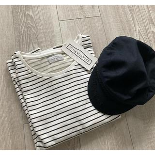 ロンハーマン(Ron Herman)の❤︎新品❤︎THE NEW HOUSE ザニューハウス❤︎ボーダーロンT(Tシャツ(長袖/七分))