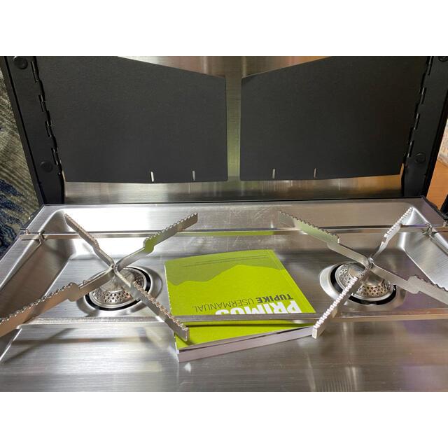 PRIMUS(プリムス)の新品未使用品‼️PRIMUS TUPIKE 2021 専用バッグ付き‼️ スポーツ/アウトドアのアウトドア(ストーブ/コンロ)の商品写真