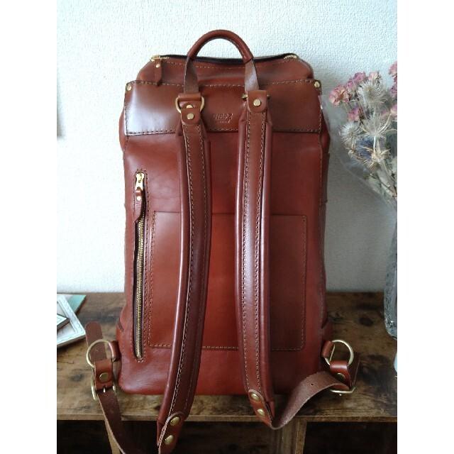 HERZ(ヘルツ)のHYさん専用 最終お値下げ!HERZ ヘルツ マウンテンリュック  メンズのバッグ(バッグパック/リュック)の商品写真