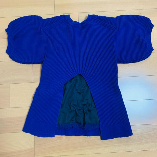 sacai luck(サカイラック)のサカイラック♡サマーニット レディースのトップス(カットソー(半袖/袖なし))の商品写真
