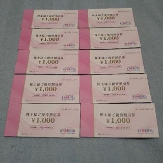 共立メンテナンス 10,000円分 株主優待割引券(その他)