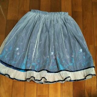 アクシーズファム(axes femme)のaxes femme×Disney リトルマーメイドコラボ スカート(ひざ丈スカート)