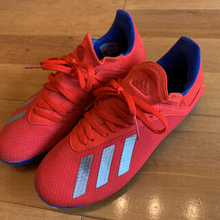 アディダス(adidas)のadidas ジュニアサッカースパイク 23.0cm(シューズ)