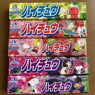 森永 ハイチュウ 5個セット(菓子/デザート)