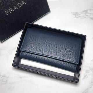 プラダ(PRADA)の【未使用激安】PRADA プラダ キーケース サフィアーノ 2PG222 (キーケース)