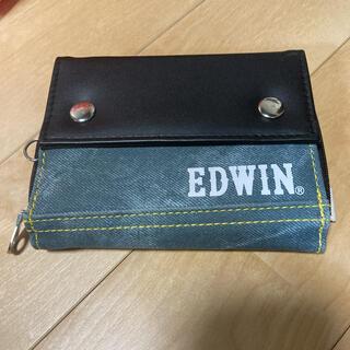 エドウィン(EDWIN)のEDWIN折り畳み財布(折り財布)