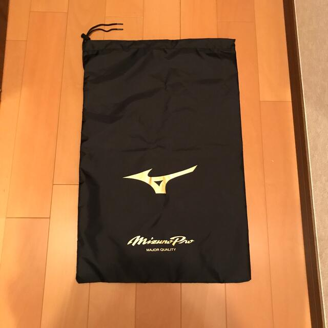 MIZUNO(ミズノ)のミズノプロ 軟式キャッチャープロテクター スポーツ/アウトドアの野球(防具)の商品写真