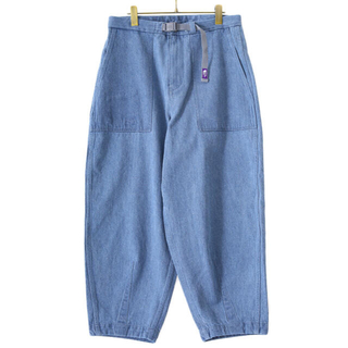 THE NORTH FACE - Denim Field Wide Cropped Pants