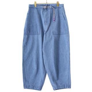 ザノースフェイス(THE NORTH FACE)のDenim Field Wide Cropped Pants(デニム/ジーンズ)