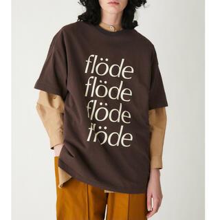 エンフォルド(ENFOLD)の【完売品】ナゴンスタンス★21SS★Tシャツ(Tシャツ(半袖/袖なし))