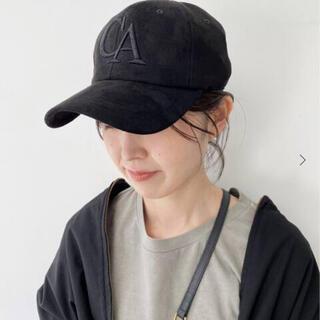 アパルトモンドゥーズィエムクラス(L'Appartement DEUXIEME CLASSE)のGOOD GRIEF CAP(キャップ)