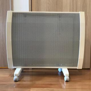 遠赤外線パネルヒーター AOJ-800LIII 動作確認済(電気ヒーター)