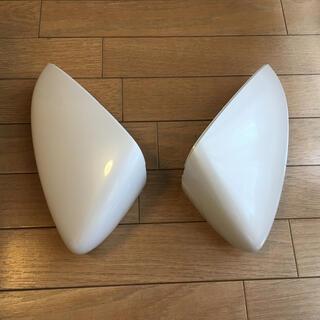 マツダ - サイドミラーカバー マツダ3  ホワイトパール