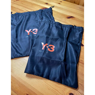 ワイスリー(Y-3)のY-3  シューズ袋2点 巾着(その他)