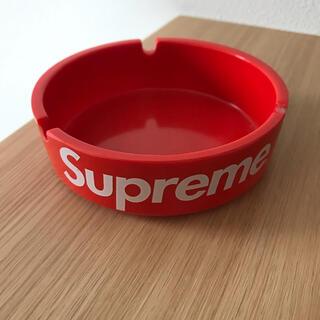シュプリーム(Supreme)のSupreme プラスチック灰皿 赤(灰皿)