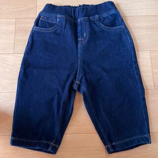 ムジルシリョウヒン(MUJI (無印良品))の新品 無印良品 ズボン 80cm(パンツ)