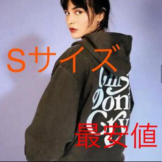 GDC - verdy girl's don't cry hoodie パーカー Sサイズ