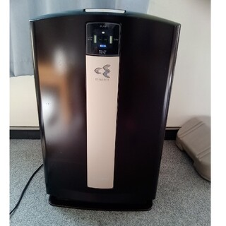DAIKIN - ダイキン DAIKIN MCK70P-T [加湿ストリーマ空気清浄機 加湿/空気