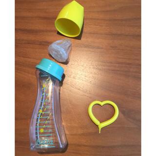 VETTA - Betta哺乳瓶120ml+ブレイン替乳首丸穴未開封1個