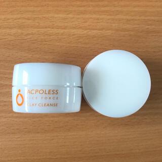 ライスフォース - アクポレス クレイグレンズ 洗顔料 20g×2個 トライアル