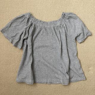 オゾック(OZOC)のオゾック/オフショルTシャツ(Tシャツ(半袖/袖なし))
