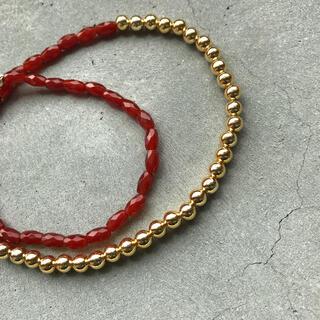 トゥデイフル(TODAYFUL)のhandmade necklace 037(ネックレス)