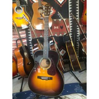極美品❣️2001年廃盤model モーリスMF-255 良音❣️(アコースティックギター)