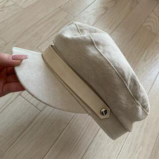 アズールバイマウジー(AZUL by moussy)のAZUL 帽子(キャスケット)